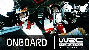 WRC - Rally Argentina 2015: Onboard Meeke SS05