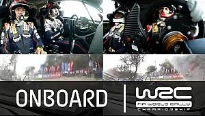 WRC - Xion Rally Argentina 2015: Neuville vs. Sordo SS06