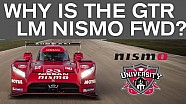 Why is the GT-R LM NISMO FWD?