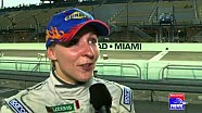 Pippa Mann Wins Pole at Miami