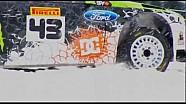 Un Hot Lap con Ken Block su Pirelli Sottozero chiodato