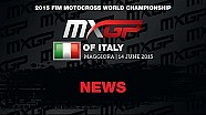 MXGP of Italy Race Highlights 2015