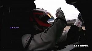 Nico Hülkenberg VICTORY LAP at Le Mans 2015 onboard!!