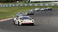 Onboard: Lamborghini vs Porsche at Vallelunga