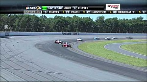 2014 Indy Lights - Pocono 100 Broadcast