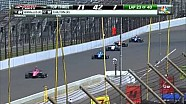 2015 Indy Lights - Freedom 100 at Indianapolis Motor Speedway