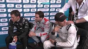 Visa London ePrix race two qualifying highlights