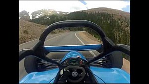 Pikes Peak 2015 - Spencer Steele