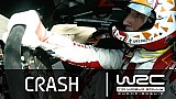 WRC - LOTOS 72nd Rally Poland 2015: CRASH Meeke