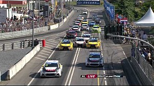 The best action from race 2 in Vila Real