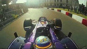 POV: On-board with F1 Driver Carlos Sainz - Live In Peru