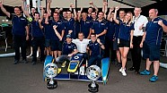 La historia e.dams-Renault , campeones de la temporada inaugural de la Fórmula E