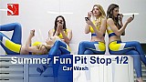 #SummerFun F1 Pit Stop: Car Wash - Sauber F1 Team