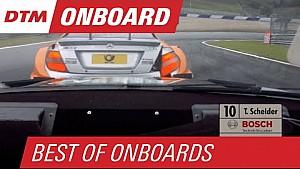 Best of Onboards - DTM Spielberg 2015