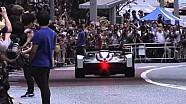 Formula E llega a Japón