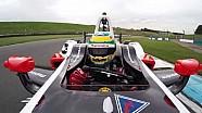Onboard di Bruno Senna a Donington