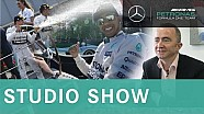 STUDIO SHOW - Italian GP 2015 Top Facts + Lewis Hamilton at Monza