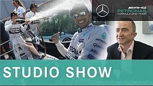 STUDIO SHOW - Italian GP 2015 Top Facts + Lewis Hamilton at Monza