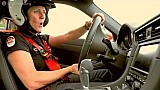 Sabine Schmitz on the Porsche 991 GT3 - Nürburgring