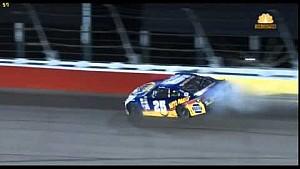 Chase Elliott crashes at Darlington