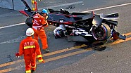 Top 3 - Les crashes de la 1re saison de Formule E