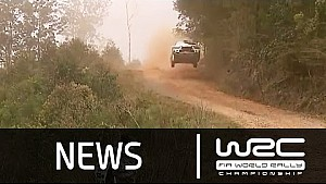 Rally Australia 2015: Shakedown