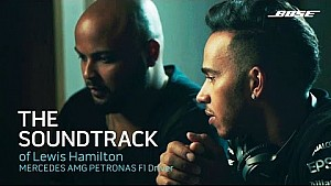 Bose presents 'The Soundtrack' by Lewis Hamilton and Spinz Beats