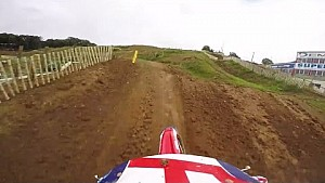 GoPro lap of Ernée circuit in France for the 2015 MXoN