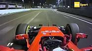 Vettel canta :