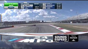 Sounds of Speed From Circuit of The Americas