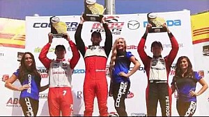 2015 Indy Lights Highlight Video