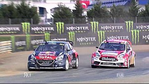 Supercar Final: Turkey RX - FIA World Rallycross Championship