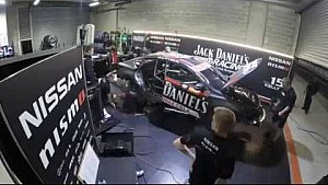 A Day at Bathurst in the life of Jack Daniel's Racing