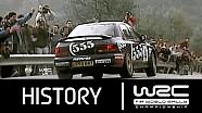 Die Geschichte der Rallye Spanien