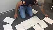 فيرشتابن يتحدى ساينز – تحدي تجميع قطع الأحجية!