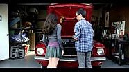 Adin and Olivia. #InAMustang | 2015 Ford Mustang Videos