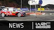 Rally de España 2015: Stages 18-20