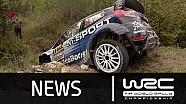 WRC - Rallye d'Espagne 2015 - Spéciales 14-17