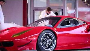 Ferrari World Finals | Ferrari 488 GTE livery timelapse
