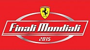 Final mundial do Ferrari Challenge Trofeo Pirelli