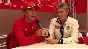 Ferrari World Finals | Exclusive interview with Andrea Bertolini