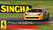 Ferrari Challenge Europe – Singhania wins the race, Duyver the title