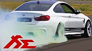 BMW M4 FI Exhaust Sound Z-Performance Launch Control Acceleration F82 Felgen Wheels