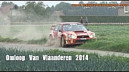 Omloop Van Vlaanderen Rally 2014 Highlights **new video** HD (Flyin Finn Motorsport)
