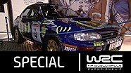 WRC - Wales Rally GB 2015: Tribute to Colin McRae