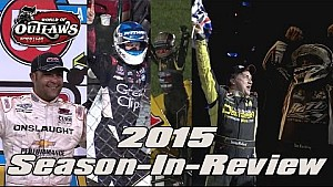 2015 World of Outlaws Sprint Car Series Season-In-Review