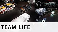 So kommt ein Auto ins Mercedes-Museum