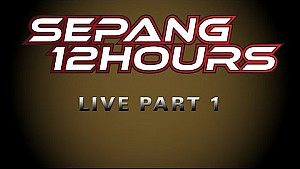 Re-LIVE 2015 SEPANG 12hrs - Malaysia - Part 1