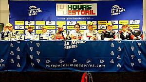 4 Hours of Estoril - Race Press Conference LMP2