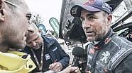 Stephane Peterhansel Interview (Fr) - Dakar 2016 - Stage 4